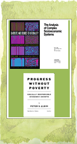 Selection of books authored by Peter S. Albin