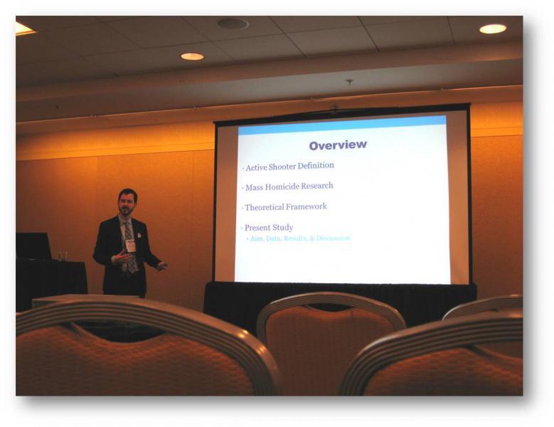 IPRU presentations and talks