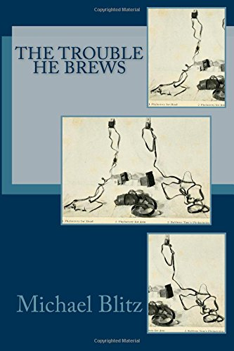 The Trouble He Brews book cover