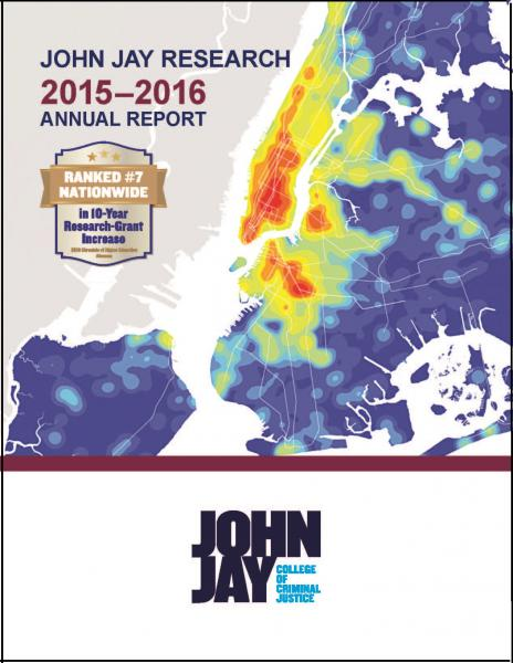 John Jay Research 2015-2016 Annual Report