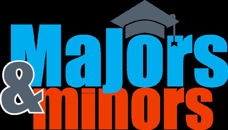 Majors & minors | Spring 2017