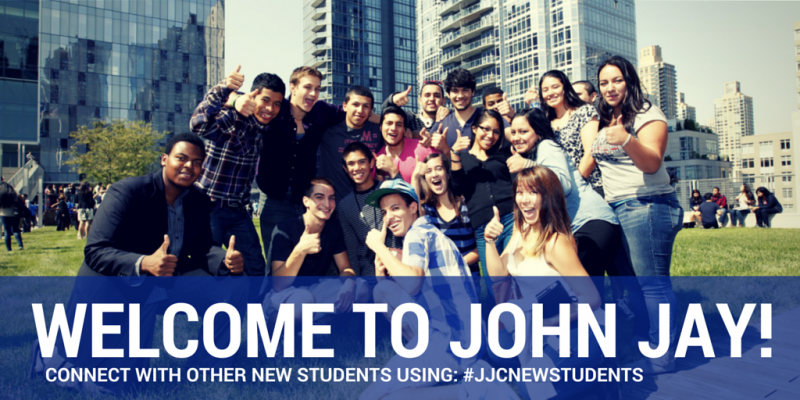 Welcome to John Jay picture.