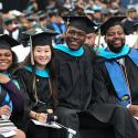 Class of 2019 Celebrates John Jay's 54th Commencement and Fifth Hooding Ceremony
